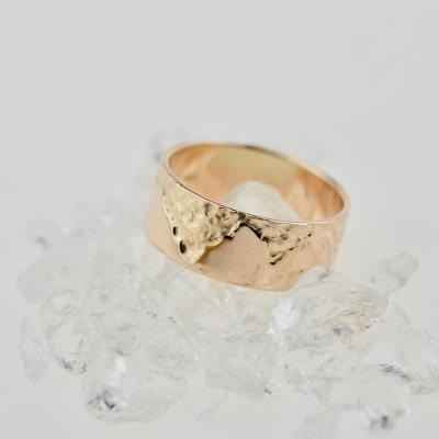 Ring roze goud